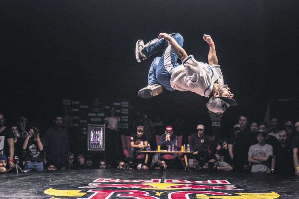 Participants will perform their dance at Red Bull BC One Cypher in Ankara.