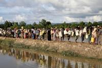 Die Sicherheitskräfte in Myanmar haben nach Angaben der Vereinten Nationen (UN) rund eine halbe Million Rohingyas systematisch und brutal vertrieben. Ihr Vorgehen erscheine als