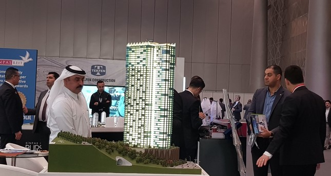 Leading real estate representatives said at the Expo Turkey by Qatar in Doha that pulling the $1 million investment limit down for foreign buyers to acquire citizenship will more and more boost the sales and revive the sector.
