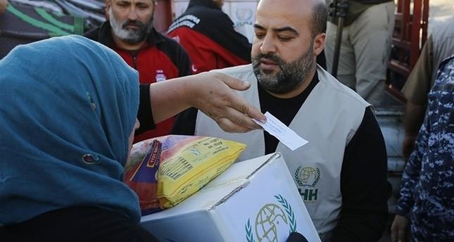 IHH hilft 60.000 Erdbeben-Opfern im Iran und Irak