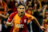Falcao scores on debut as Galatasaray downs Kasımpaşa