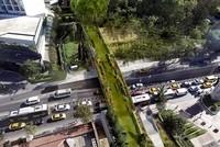 """Die Stadt Istanbul kündigte ein Projekt zur Verbindung von Taksims Gezi-Park und dem Demokratie-Park in Maçka durch eine """"ökologische Fußgängerbrücke"""