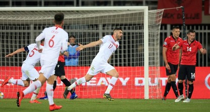 Turkey starts Euro qualifying campaign with a win