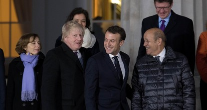 pBritain's most prominent campaigner for leaving the European Union, Boris Johnson, has suggested building a giant bridge across the English Channel to France after Brexit, The Daily Telegraph...