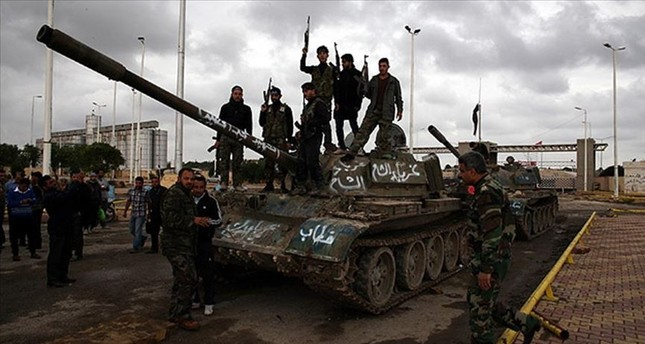Turkey-backed FSA liberates villages from YPG terrorists in northern Syria