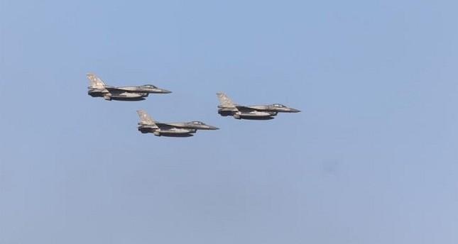 Greek jets violate Northern Cyprus' airspace