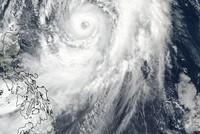 Einen Tag vor der Parlamentswahl in Japan steuert ein starker Taifun auf das Land zu. Der Sturm