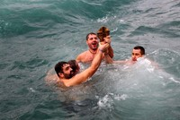 Turkey's Orthodox community marks Epiphany