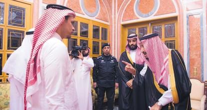 The Saudi doctrine of quashing dissent