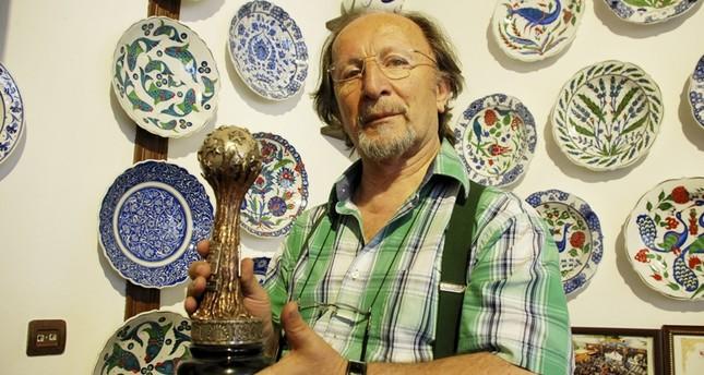 فن الخزف.. إرث عثماني يحيبه فنان تركي