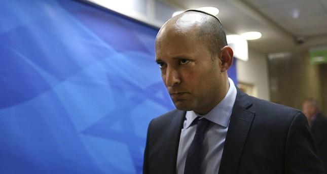 نفتالي بينيت - وزير التعليم الإسرائيلي