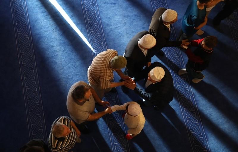 Happy Eid al-Fitr: Turkey celebrates bayram with messages of