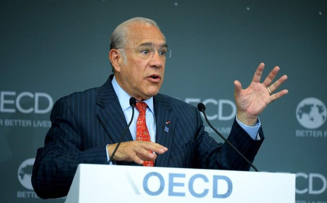 OECD General Secretary Angel Gurria