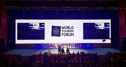 تستضيف مدينة إسطنبول النسخة الثالثة من الملتقى الدولي لمنتدى السياحة العالمي، بين 16 و 18 فبراير/شباط الجاري.    يُقام الملتقى في
