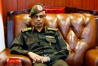 Sudan defense minister, intelligence chief resign