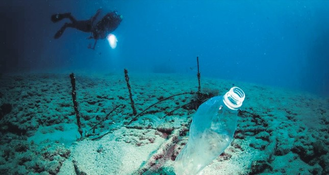 The Zero Waste Blue Project aims to collect a total of 50,000 tons of waste.
