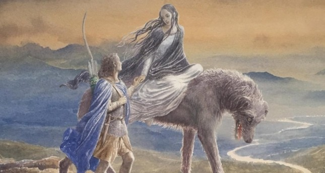 New Tolkien book 'Beren and Luthien' on sale 100 years after conception