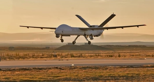 Turkish defense giant TAI's second drone to make first