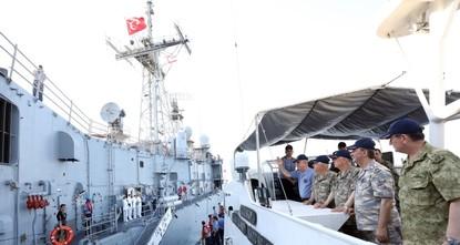 'Turkey won't allow fait accompli in Cyprus, East Med'