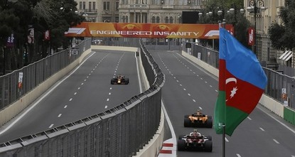 Контракт на проведение этапа «Формулы-1» в Баку продлен до конца 2023 года