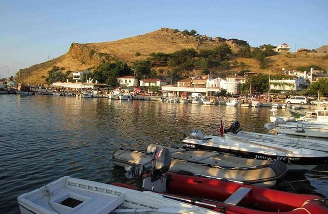 Imbros: Turkey's laid-back island
