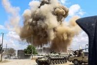 الحرب في ليبيا من الأرشيف