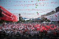 Workers across Turkey mark their day with call for more rights