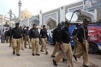 Dozens of militants killed, detained in crackdown after Pakistan shrine bombing