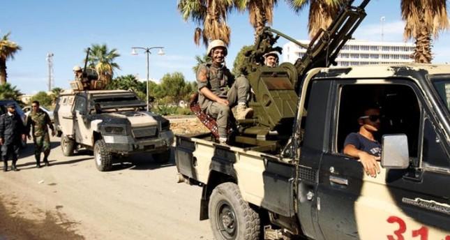 حفتر يدّعي قبوله بهدنة كورونا من جهة ويقصف طرابلس من جهة أخرى