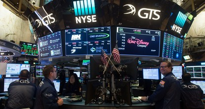pThe Dow Jones index hit 23,000 for the first time Tuesday, boosted by a spate of solid earnings reports from blue-chip companies and extending a Wall Street rally./p