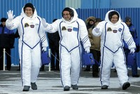 Japanese astronaut apologizes for height increase post, says he has only grown by 2 cm