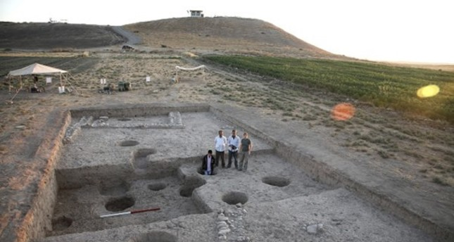 Anatolian borders of Assyrian Empire revealed at Tushhan Mound
