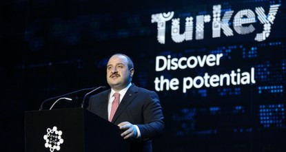 كبرى الشركات التركية تشارك في معرض إنوبروم 2019 في روسيا