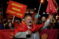 Namens-Referendum in Mazedonien gescheitert