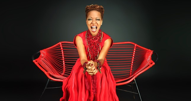 Lisa Simone's 'My World' tour to storm Istanbul stage