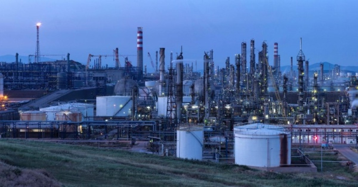 The State Oil Company of Azerbaijan's $6.3 billion refinery in u0130zmir is poised to be one of the biggest petroleum and gas operations in Europe, the Middle East and Africa at full capacity.