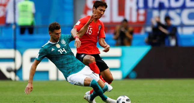 ألمانيا خارج المونديال بعد هزيمة قاسية أمام كوريا الجنوبية