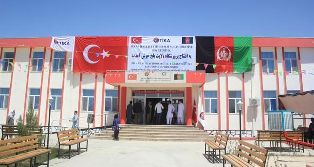 TİKA eröffnet Waisenhaus in Afghanistan