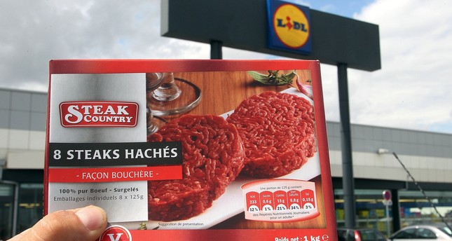 Seven children from northern France were hospitalized on June 16, 2011, with E. coli infections after eating meat made by SEB that manufacturers said could come from Germany, where an outbreak of the bacteria has killed 37 people.