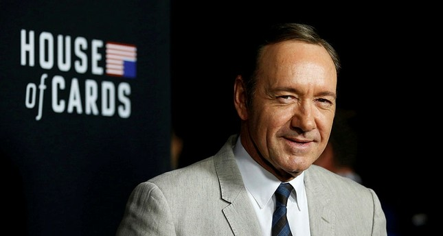 'House of Cards' production suspended after Spacey claim: Netflix