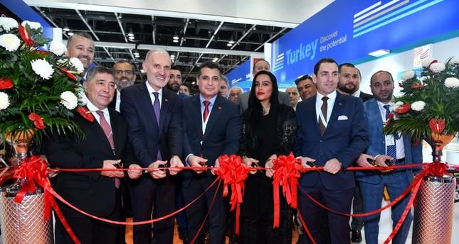 تركيا تشارك في معرض دبي 2020