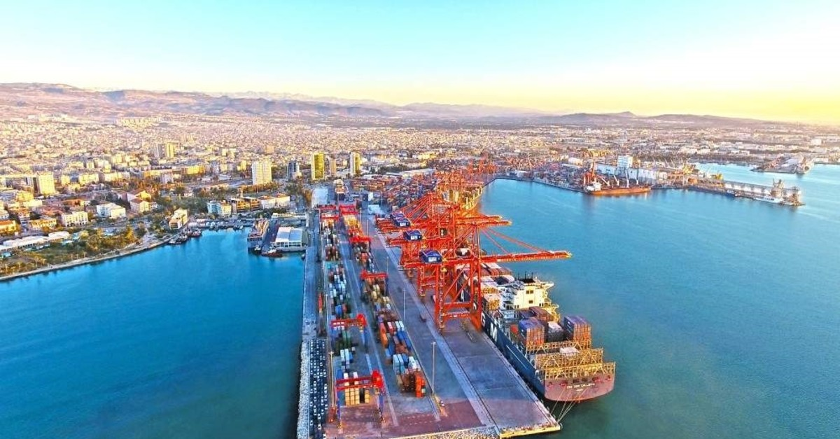 Turkey's exports amounted to $180.46 billion, up 2.04%, in 2019 compared to the previous year. (?HA Photo)