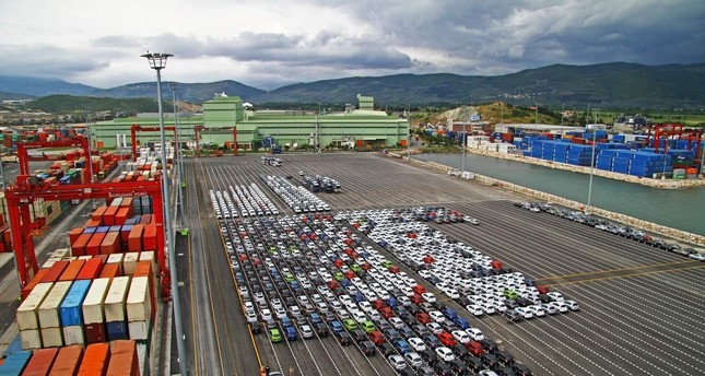 Turkey's automotive exports to Europe reach new heights