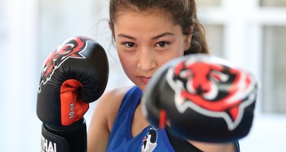 Turkish muay thai world champion eyes 3rd title