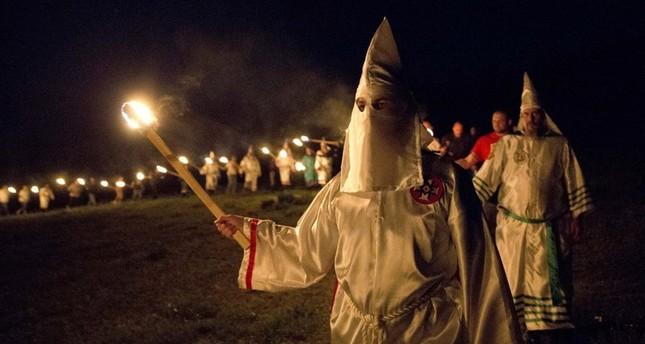Police probe 40 members of German Ku Klux Klan
