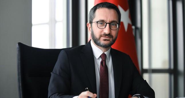 فخر الدين ألتون: معركة تركيا ضد الإرهاب مستمرة حتى النهاية