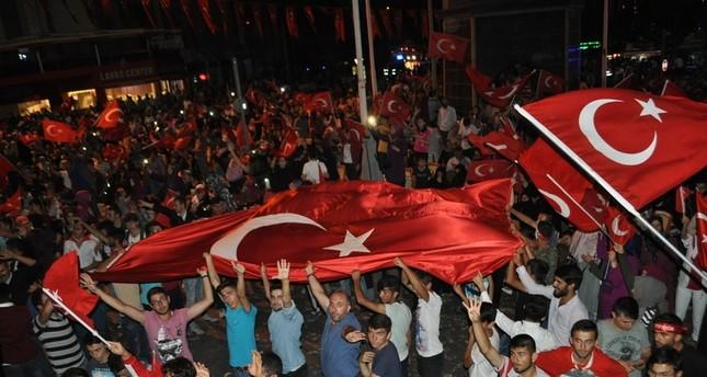 تركيا تصدر البيان الأول لحالة الطوارئ في البلاد