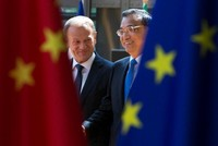 Trade wars unleashed by Trump offering China new page with EU