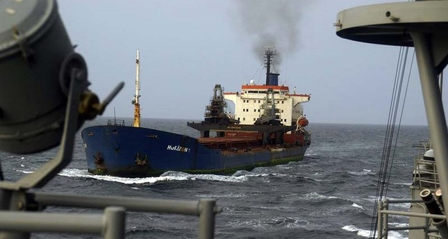 Somali pirates hijack commercial ship for first time after 3