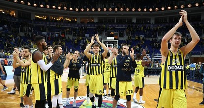 Six teams to represent Turkey in European basketball competitions